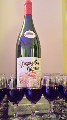 2015 Beaujolais Nouveau fresh from France by Georges Duboeuf