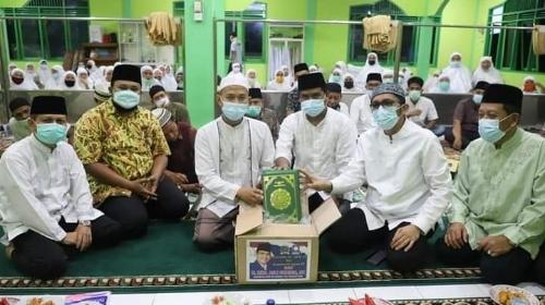 Safari Ramadhan di Musala Nurul Huda Piai Tangah, Wako Hendri Septa: Jangan Tinggalkan Generasi yang Lemah