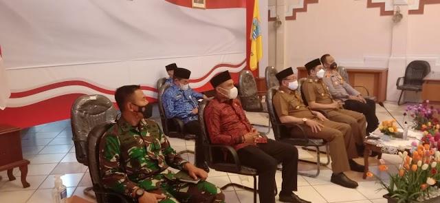 Masih Pandemi, Bupati Kotabaru Ingatkan Pentingnya Disiplin 3M