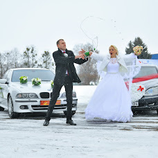 Wedding photographer Kolya Yakimchuk (mrkola). Photo of 24.02.2017