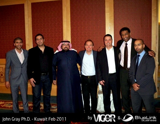 John Gray Phd Kuwait Feb 2011 15, Dr Gray