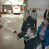 Scouts Fire Station Visit