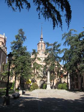 Restauración del ala oeste del claustro del Monasterio Cisterciense de San Bernardo en Alcalá de Henares