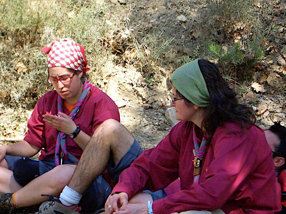 Campaments amb Lola Anglada 2005 - CIMG0353.JPG