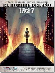 El hombre del año - Robot Métropolis #12 - página 1