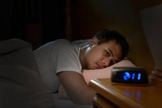 Cara Mengatasi Gangguan Susah Tidur