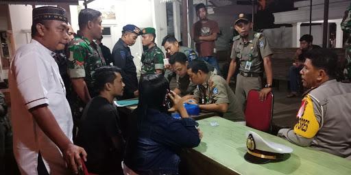 Wujudkan Trantibmas di Bulan Ramadhan, Tim Patroli Gabungan Intens Lakukan Patroli