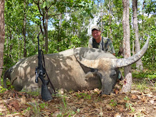 Delery Guillory, USA took this fine sweeper bull in January