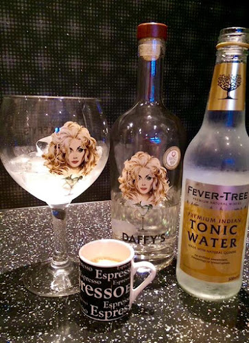 Gin and Tonic, Coffee Gin and Tonic, CGandT, GandT, Fever Tree Mixers, Daffy's Gin