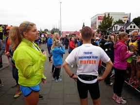 Reykjavik Marathon ( 23 sierpnia 2014)