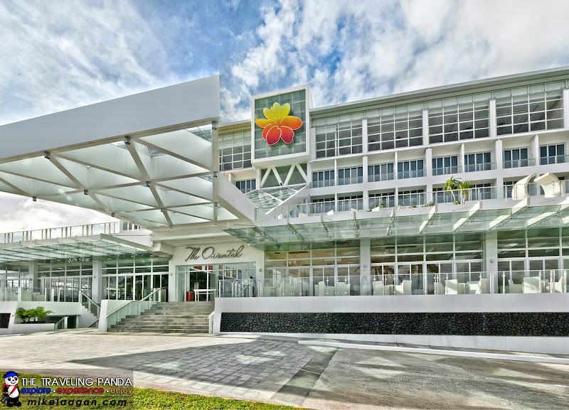 The Oriental Legazpi Facade