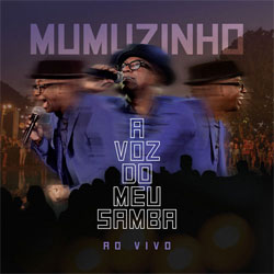 CD Mumuzinho – A Voz Do Meu Samba - Ao Vivo (2018) Torrent download