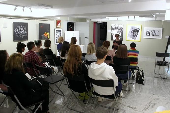 Педагог ВГИИК прочла открытую лекцию о женщинах и мужчинах