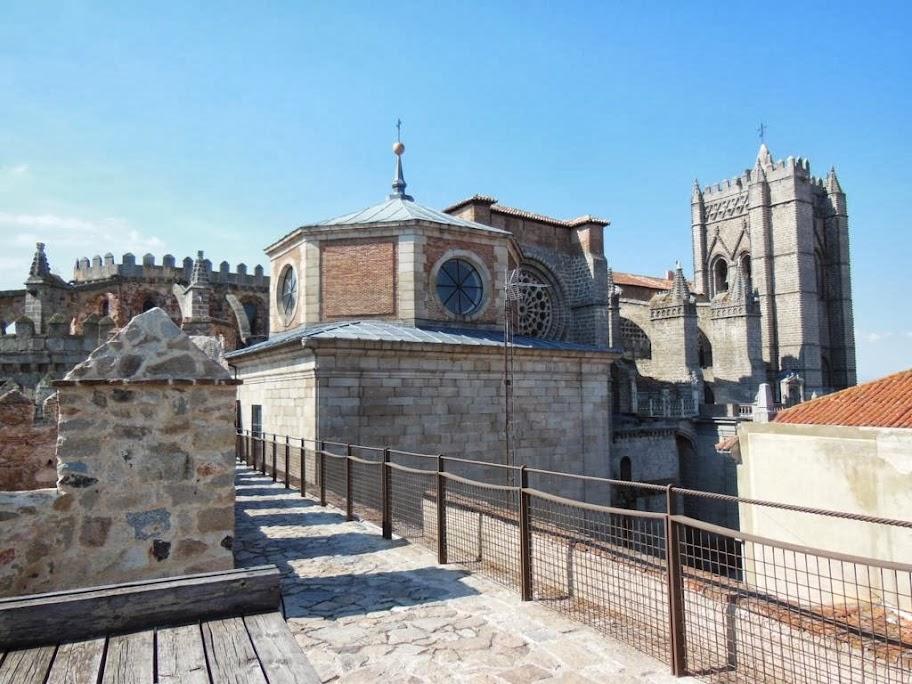 Qué ver y hacer en Ávila: Recorrer las Murallas es una experiencia única
