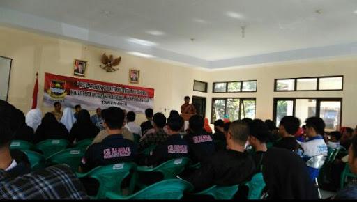 CB Pamoja dan 85 Orang Pemuda Rongga Ikuti Pelatihan Pemuda Pelopor