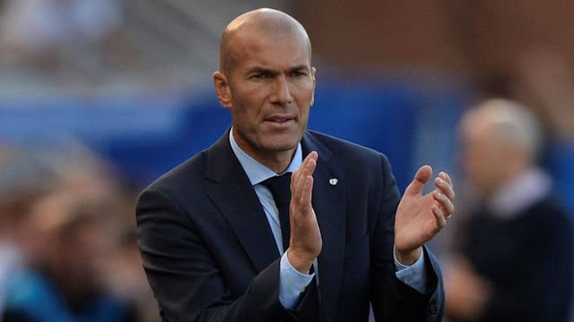 La Liga: Real Madrid manager, Zidane rues missed chance to close gap on Barcelona