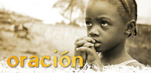 Oración Infancia Misionera 2015