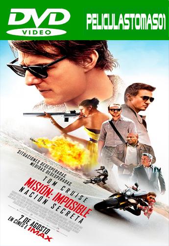 Misión imposible 5: Nación Secreta (2015) DVDRip