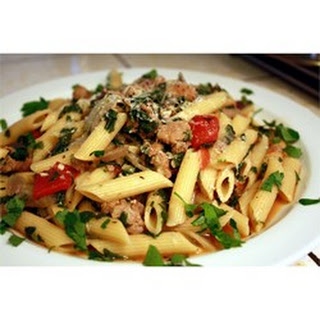 Sausage Pasta Olive Oil Garlic Recipes