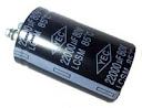 ηλεκτρολυτικός πυκνωτής βίδας 22000μF / 80V