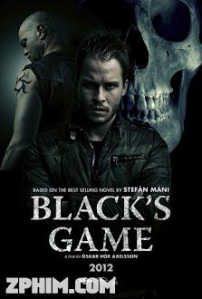Trò Chơi Đen Tối - Black's Game (2012) Poster