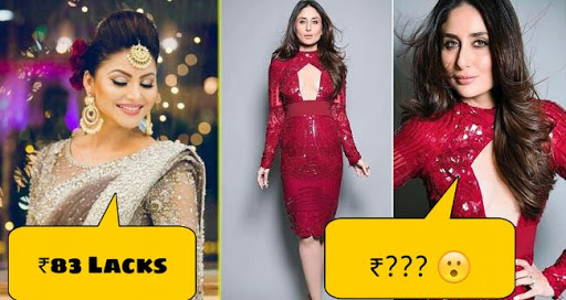 Bollywood Actresses And Their Most Expensive Dresses Will Blow Your Mind