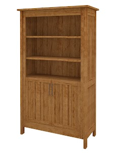 Syracuse Bookshelf