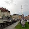 04-05-2013 | Warszawa | Kolumna -  Zygmunt III Waza