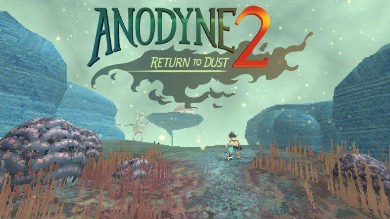 Il Sequel di Anodyne, l'eccellente RPG dal sapore retrò simile a Zelda, uscirà a maggio