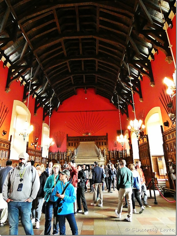 The Great Hall - Edinburgh Castle