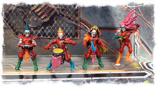 Dark Eldar Raider Crew