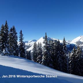 Wintersportwoche Saanen