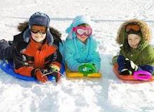 Ідеї для цікавих зимових канікул