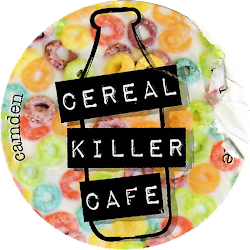 Cereal Killer Sticker