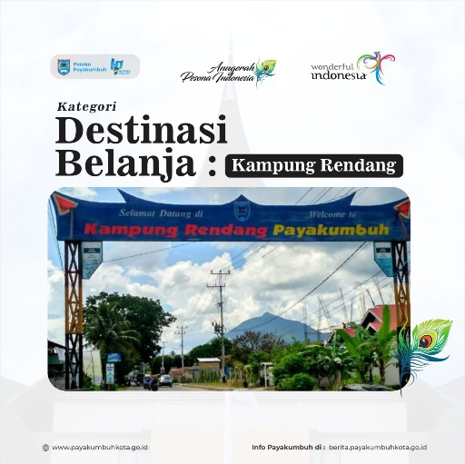 Kota Randang Payakumbuh Sumbang 2 Nominasi Di Anugerah Pesona Indonesia 2021