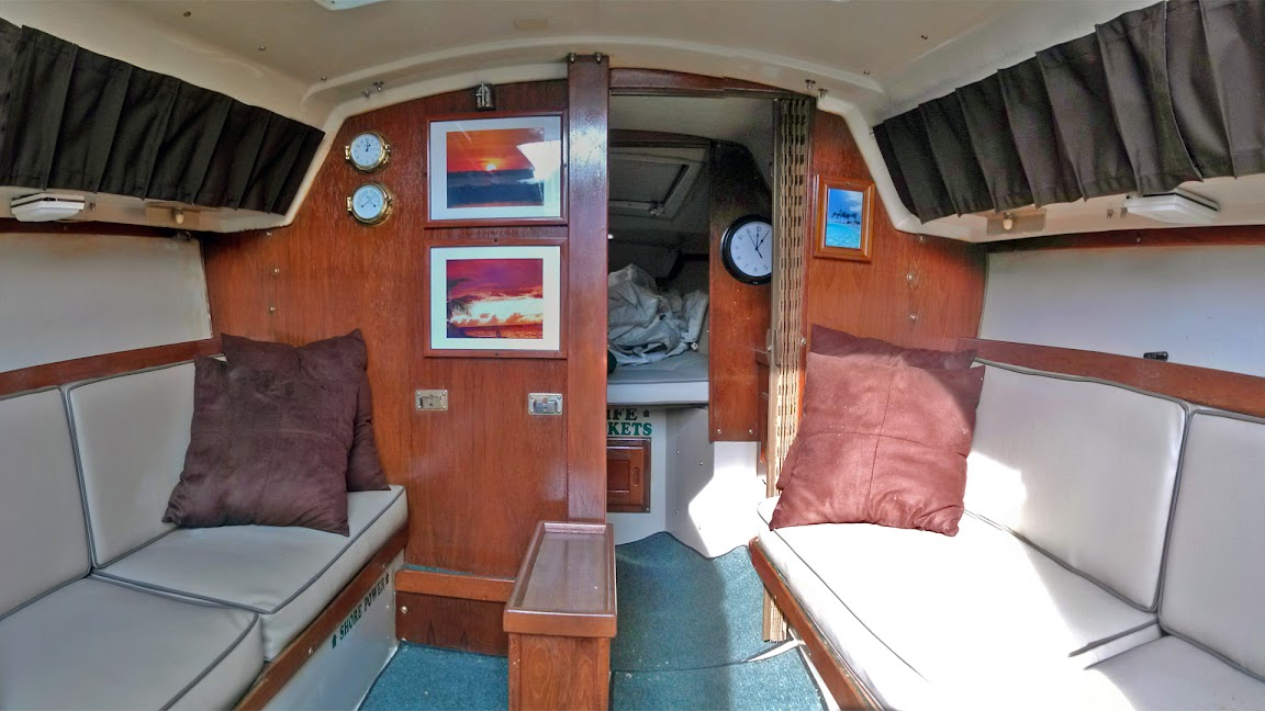 Pocket Cruising Catalina 25 For Sale Ready To Sail