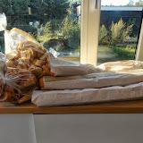 En een heleboel stokbrood