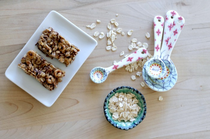 Pantry Buster Homemade Granola