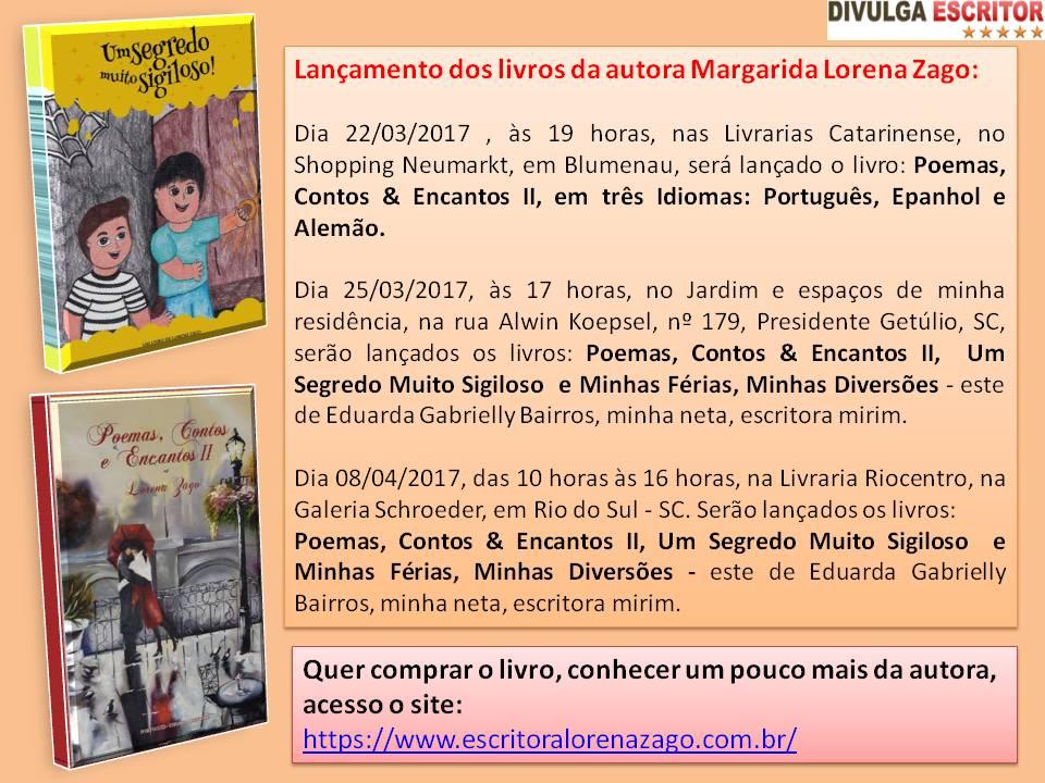 http://portalliterario.com/categoria-educacao/234-em-santa-catarina-a-autora-margarina-lorena-zago-e-neta-surpreendem-e-lancam-livros-juntas