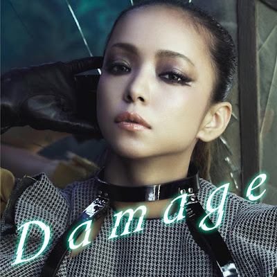 [Cover Art] Namie serves up hot new cover for Damage