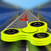 Fidget Spinner Racing - Endless Stunt Fun