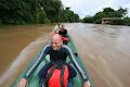 Heading upstream on a flooded river | photo © Matt Kirby