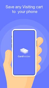Visiting Card Holder - náhled