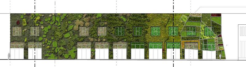proyecto jardín vertical fachada vegetal palacio congresos vitoria