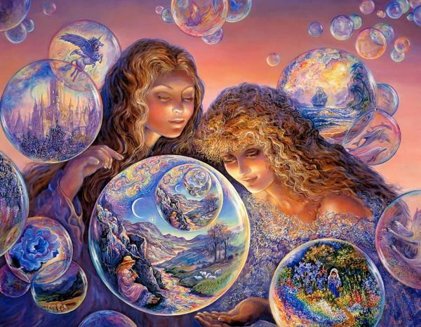 Goddesses Of Different Worlds, Goddesses