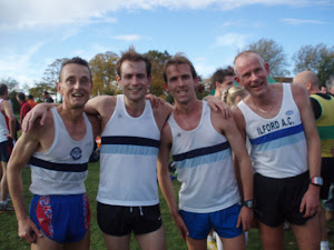 Essex Cross Country League 2 -  Abbey Fields, Colchester 30th October 2010