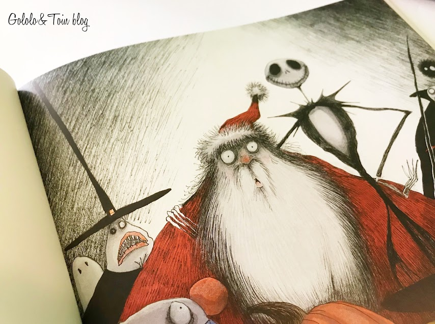 Pesadilla antes de Navidad de Tim Burton