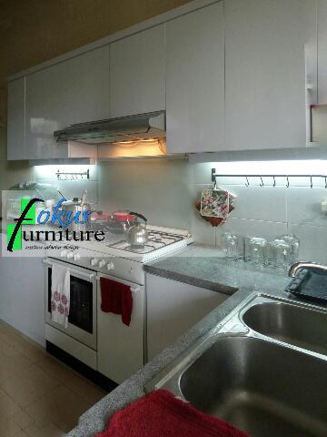 Kitchen set di permata timur kalimalang furniture for Kitchen set jakarta timur