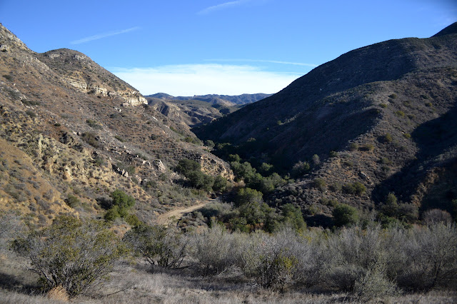 Las Llajas Canyon