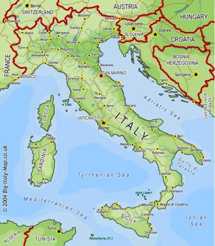 map of italy showing lake como M M Smith September 2015 Italy Menaggio Lake Como map of italy showing lake como